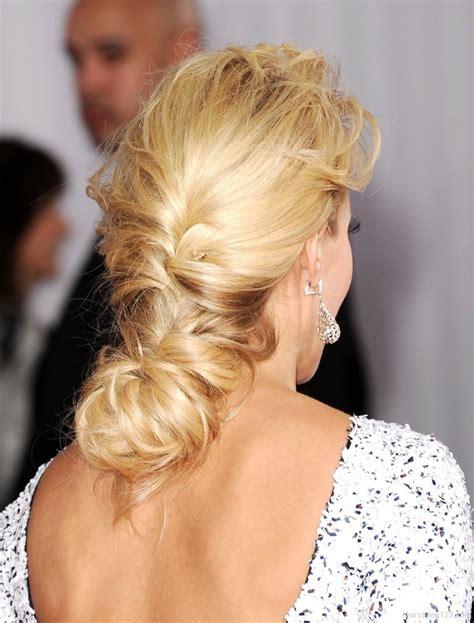 beautiful prom braided hairstyle