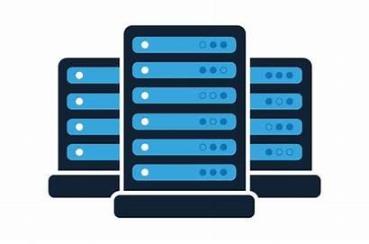 Colocation Icon Server Hosting Proxmox Datos Centro