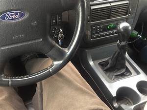 2003 Ford Explore Transmission Manual