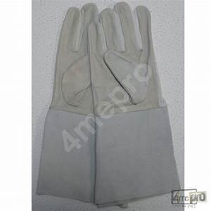 Soudure Tig Mig : gants pour soudure tig mig en cro te de cuir ~ Melissatoandfro.com Idées de Décoration