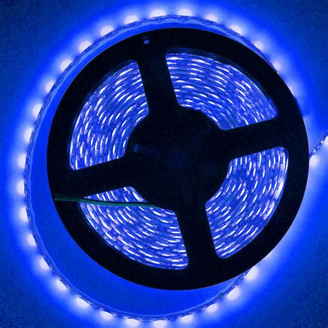Boat Led Strip Lights by 12v Waterproof Led Strip Light 5m 300 Leds For Boat