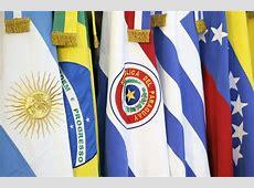 ¿Cuáles son los países que integran el Mercosur