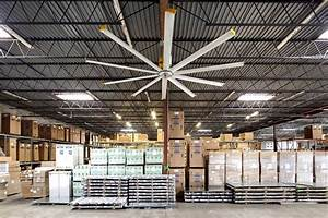 is that big ass fan personal or real property property With big fans for warehouse