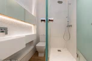 tiny apartment is less than nine wide but costs a
