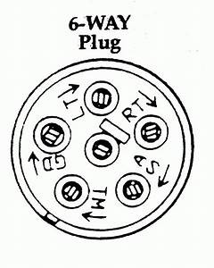 6 Pin Round Trailer Plug Wiring Diagram