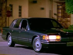 Imcdb Org  1993 Lincoln Town Car In  U0026quot The Rockford Files  A Blessing In Disguise  1995 U0026quot