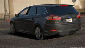 2012 Ford Mondeo MK4 TitaniumX Station Wagon Replace