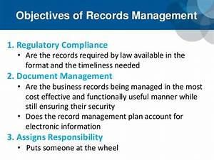 103 managing records in an e discovery world scce higher With documents and records management compliance