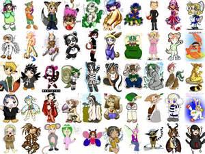 Anime Chibi Animal People