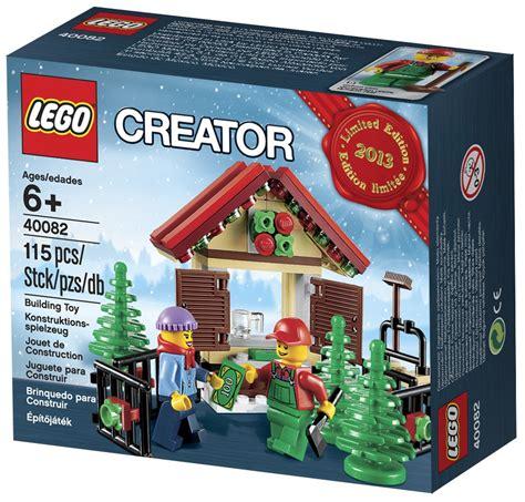 lego 2013 holiday sets revealed photos lego 40082