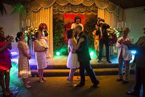 Las vegas chapel does rocky horror star trek elvis for Vegas wedding show