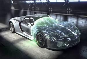 Porsche 918 Spyder  Engine Technology Overview