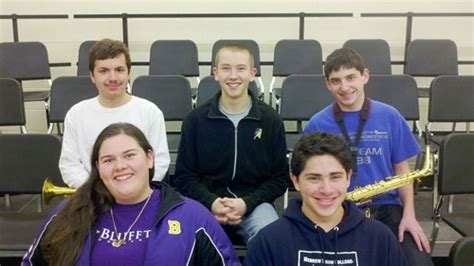 talented aviators district honor band perform