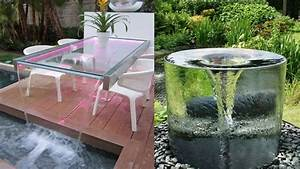 How To Make A Homemade Water Fountain Without Pump Outdoor