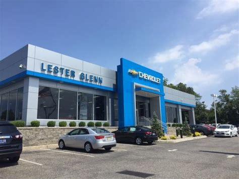 Dealers Nj by Lester Glenn Chevrolet Toms River Nj 08753 5538 Car