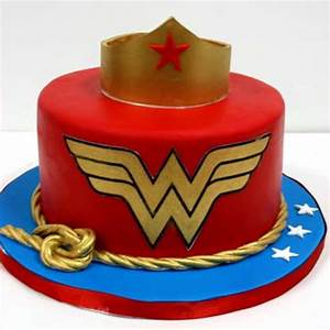 Order Wonder Woman Cake Online, Buy and Send Wonder Woman