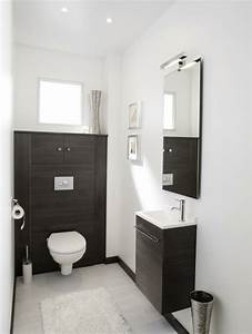 le meuble wc archzinefr With meuble wc suspendu