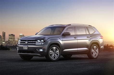 Vw Atlas Usa by Volkswagen Atlas Could Come To Europe Autocar