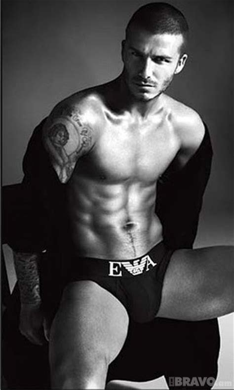 hot guys david beckham  underwear  armani   sexy