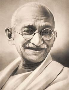 HereNow4U net  Magazine Culture Ethics Ahimsa [Nonviolence] Mahatma Gandhi Truth, Non