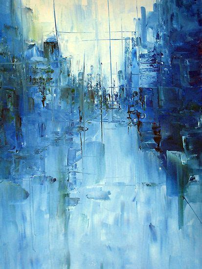 modern blue painting 25 best ideas about blue abstract painting on abstract paintings blue painting and