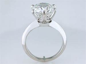 tiffany co gia double certified 439ct h vs1 diamond With platinum diamond wedding ring