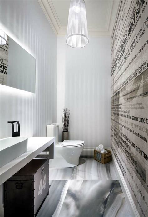 decoration toilette les petits details font toute la