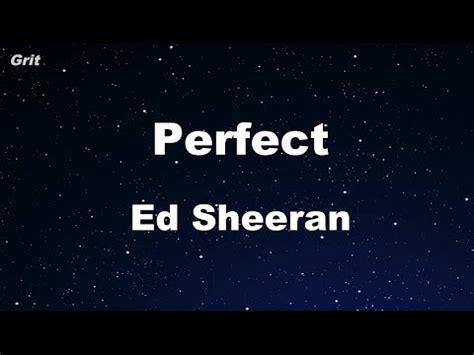 Perfect Ed Sheeran Karaoke Version  Download Hd Torrent