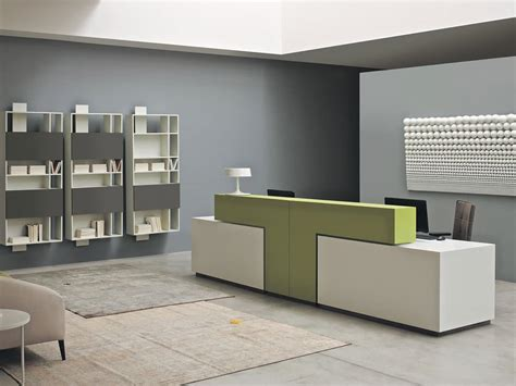 Reception Counter, Furniture For Office Entrance