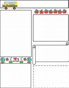 monthly preschool newsletter template unique classroom With free monthly newsletter templates for teachers