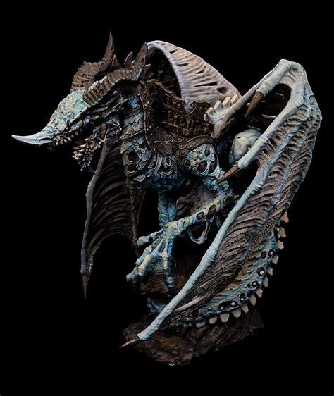 Zombie Dragon - Creature Caster