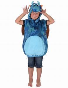 Bleu Et Orange : d guisement dragon bleu et orange enfant d coration anniversaire et f tes th me sur vegaoo party ~ Nature-et-papiers.com Idées de Décoration