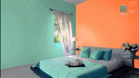 interior wall color combinations asian paints interior