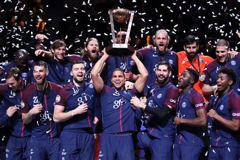 Coupe de la Ligue : Le PSG s'offre un nouveau titre - Handball