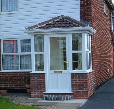 Front Door Porch by Front Porch Construction Conservatories In Leicester