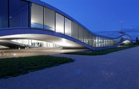 Rolex Learning Center In Lausanne by Press Inquiries Epfl