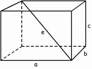 Quader Höhe Berechnen : prismen berechnung ~ Themetempest.com Abrechnung