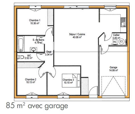 plan de cuisine gratuit pdf plan de maison gratuit 4 chambres pdf segu maison