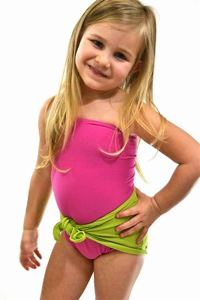 Bathing Suit Swimsuit Pink Swimwear Toddler Suits