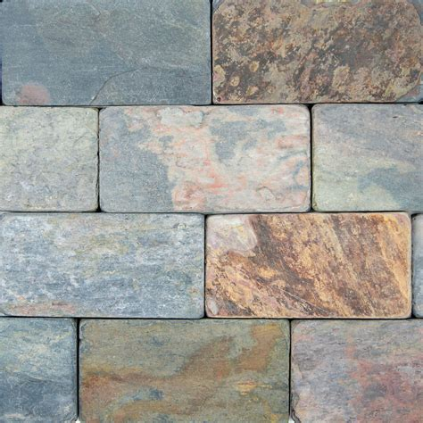 multi color slate indian multi color tumbled petraslate tile stone is a wholesale supplier of quality