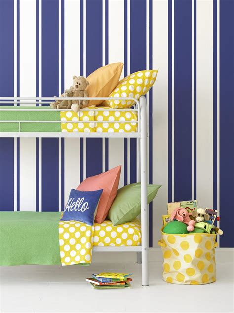 Bedroom Paint Ideas Stripes by 5 Ways To Paint Stripes On Walls Hgtv