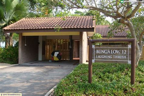 Main View Of Aloha Loyang Resort  Bungalow Units (b12