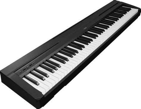 Yamaha P45B Digital Piano im Test EPianoTestsde