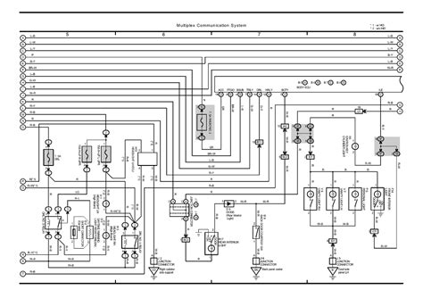 lexus rx300 wiring power schematic wiring diagram
