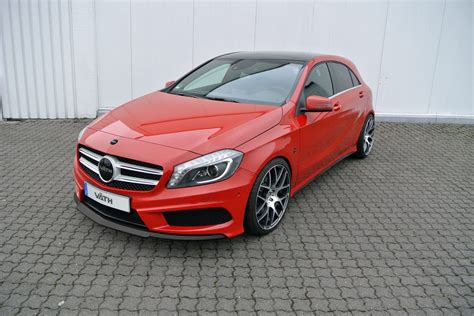 mercedes tuning vath mercedes a class tuning package car tuning