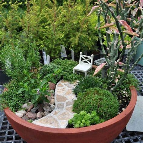las 25 mejores ideas sobre jardines en miniatura en