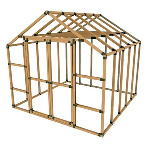 arrow 10x10 shed floor kit how to build a 10x10 wooden shed