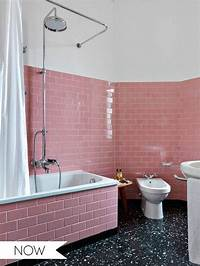 pink bathroom tile 25+ best ideas about Pink Tiles on Pinterest | Pink bathroom interior, Bath room and Bathroom ...