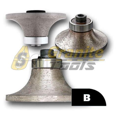 granite edge profile fabrication granite shop best tools