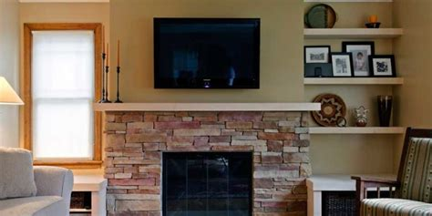 12 Brick Fireplace Makeover-ideas To Update Your Old